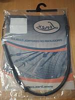 """Трос стояночного тормоза (ручника) VW Transporter Т4 1.9-2.5 1990-2003; """"LINEX"""" 47.01.39 - Польша, фото 1"""