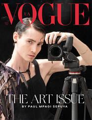 Журнал женский Vogue UA Вог Украина №08 август 2019