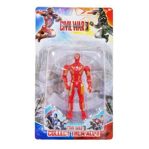 Фигурка «Мстители: Железный человек» (красный) 61811