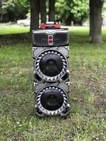 Портативная колонка-чемодан BLUETOOTH RX-282 переносная акустика