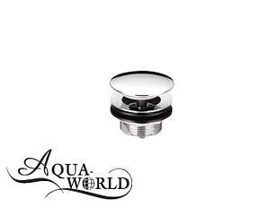 """Донный клапан сифона 1 1/2"""" для душевой кабины 40 мм Aqua-World СГ001.4"""