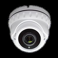 2.1 МП видеокамера купольная внутр/наруж 1080P/960H SPARTA SPA21V3SR30