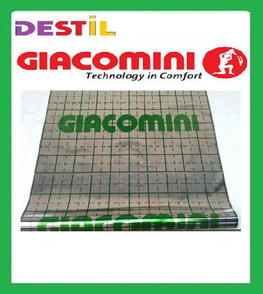 Подложка Для Теплого Пола Giacomini 50 Мкm