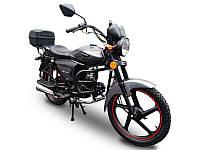 Мотоцикл HORNET ALPHA Sport (125 куб. см) черный
