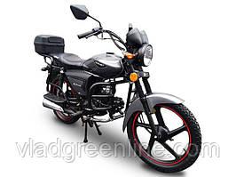 Мотоцикл HORNET ALPHA Sport(125 куб. см) черный
