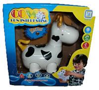 Музыкальная игрушка Корова НТ9901А