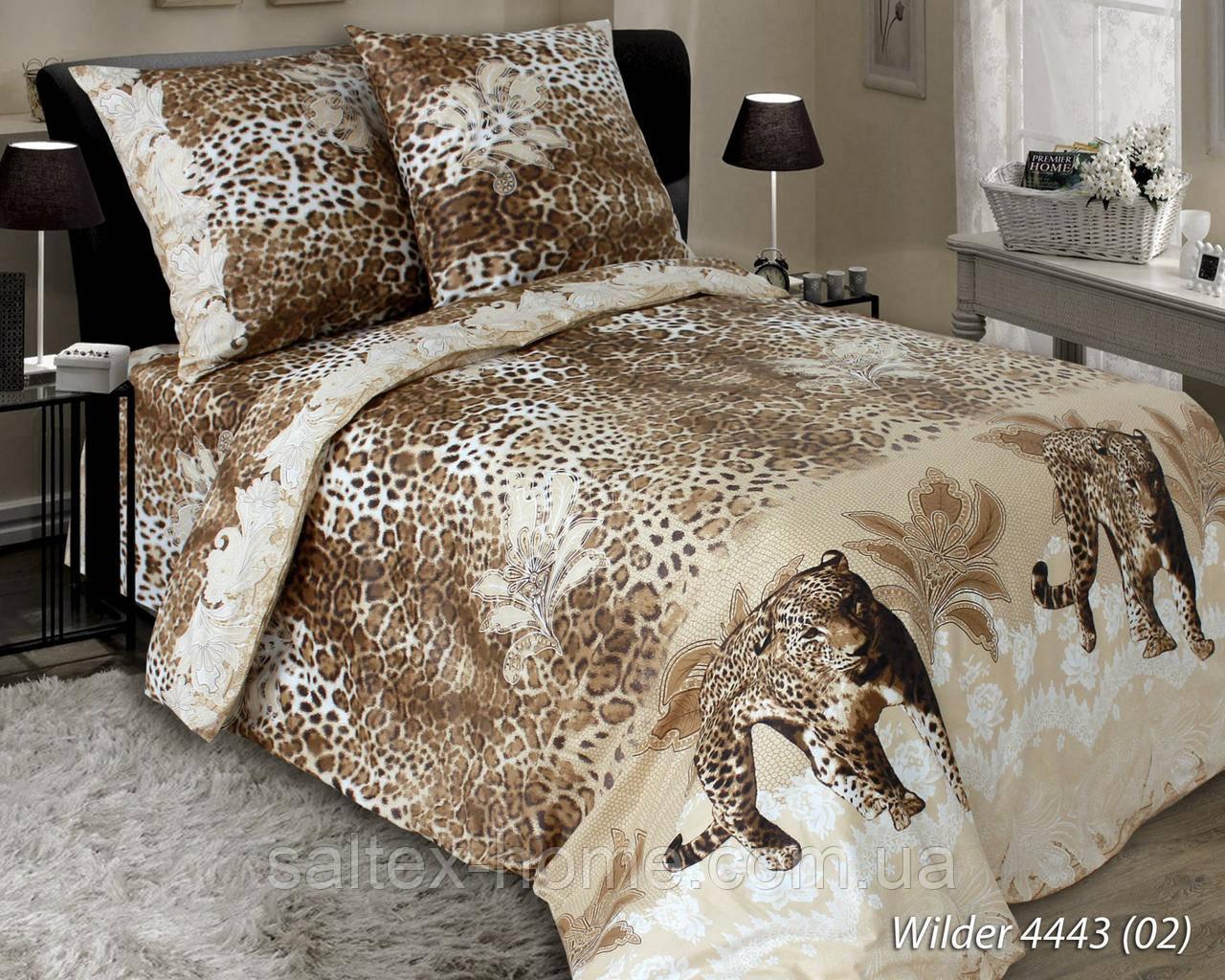 Ткань бязь для постельного белья набивная, WILDER