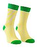 Носки женские Mushka Limono (SWY001) 36-39 полоска, фото 3