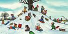 Pip and Posy: The Snowy Day / Шусть і Шуня: Випав сніг. Axel Scheffler / Аксель Шеффлер, фото 3