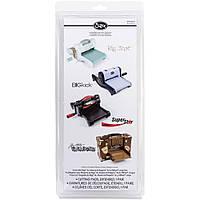 Набір пластин для машинки для вирізання та тиснення - Sizzix BIGkick.Big Shot.Vagabond Cutting Pads - 37х15.5