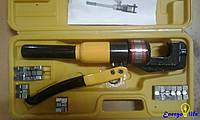 Пресс гидравлический ручной 70 мм кв, для опрессовки кабельных наконечников, GAV 852