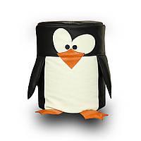 Детский пуфик Пингвин