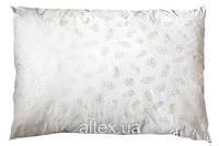Подушка , ткань тик, наполнитель холлофайбер, 60х60 см., ХТ01