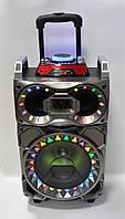 Комбоусилитель Trolley Speaker RX-1050 Bluetooth акустическая активная колонка переносная