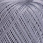 Пряжа для ручного вязания Ирис (хлопок) св серый