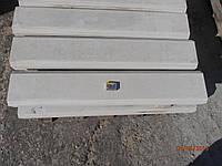 Перила для лестницы из натурального камня песчаника