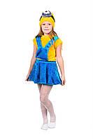 Карнавальный костюм Миньона для девочки