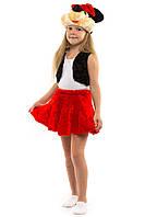 Карнавальный костюм Минни Маус для девочки