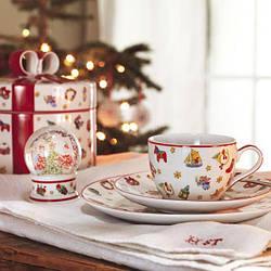 Новогодняя коллекция посуды