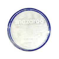 Аквагрим для лица и тела Snazaroo белый 18мл (1118000)