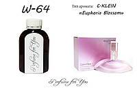 Женские наливные духи Euphoria Blossom Calvin Klein 125 мл