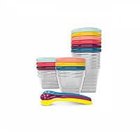 Набор контейнеров для еды Babymoov Babybols Multi Set (15 предметов), фото 1