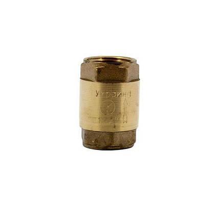 Зворотний Клапан 3/4 Water Pro DN 20 PN 20