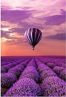 """Алмазная мозаика """"Воздушный шар"""", картина стразами 20*30см"""