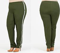 Женские брюки с завышенной талией, с 48-82 размер, фото 1