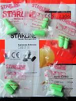 Беруши Starline ( в упаковке 200 пар )