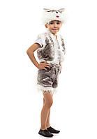 Карнавальный костюм Котика серый