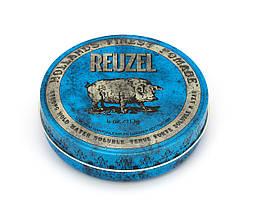 Помада для укладки волос Reuzel BLUE Strong Hold Water