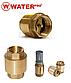 Обратный Клапан 11/2 Water Pro DN 40 PN 20, фото 3