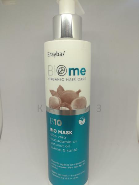 Органическая маска для волос Erayba BIOme B10 (200 мл)
