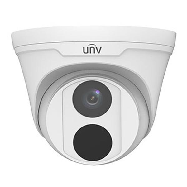 2 Мп купольна IP-відеокамера Uniview IPC3612LR3-PF40-D