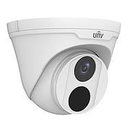 2 Мп купольна IP-відеокамера Uniview IPC3612LR3-PF40-D, фото 2