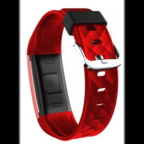 Фитнес-браслет Smart Band Original S2 Пульсометр Красный Гарантия, фото 2