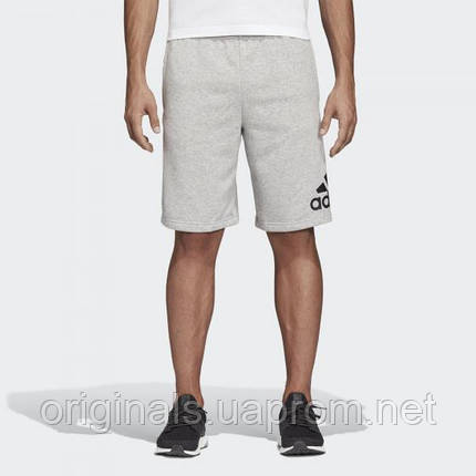 Мужские шорты Adidas Must Haves Badge of Sport DT9957  \2, фото 2