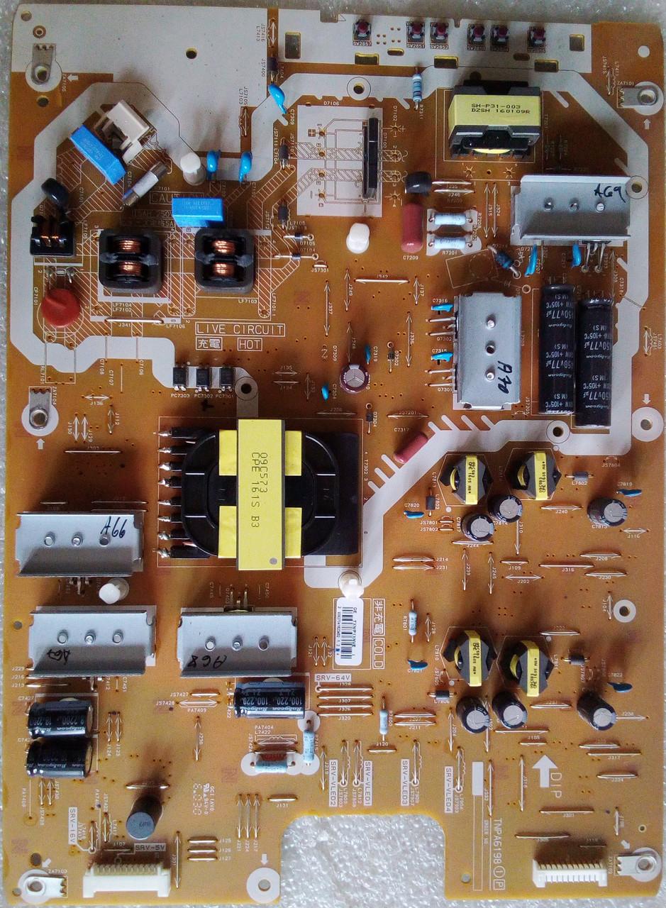 Блок живлення TNPA6198 1 P до телевізора PANASONIC TX-58DXW784