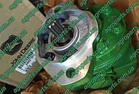 Насос AH227021 гидравлический Hydraulic Pump FRONT SECTION John Deere ah131183 з.ч.