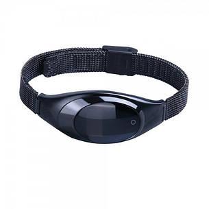 Умный фитнес браслет Smart Band Z18 Original Черный (фитнес трекер, пульсометр, тонометр ), фото 2