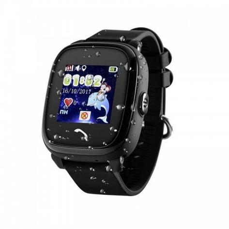 Детские Смарт Часы Телефон Baby Smart Watch Df25 Black, фото 2