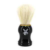 Щетка для бороды (помазок) черный YRE