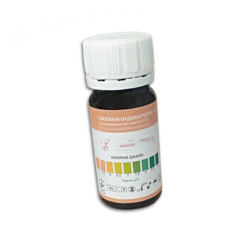 Тест полоски pH –тест  №50