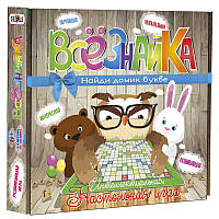 Интеллектуальная настольная игра «Всезнайка» 801