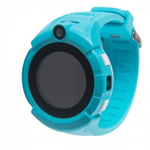 Детские Умные Смарт Часы Телефон Baby Smart Watch Q360 Sky Blue