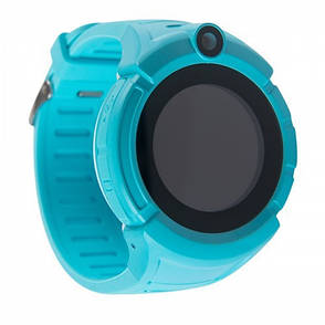 Детские Умные Смарт Часы Телефон Baby Smart Watch Q360 Sky Blue, фото 2