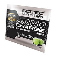 Аминокислоты  Scitec BCAA Nutrition Amino Charge (38 г) скайтек бцаа нутришн амино чендж