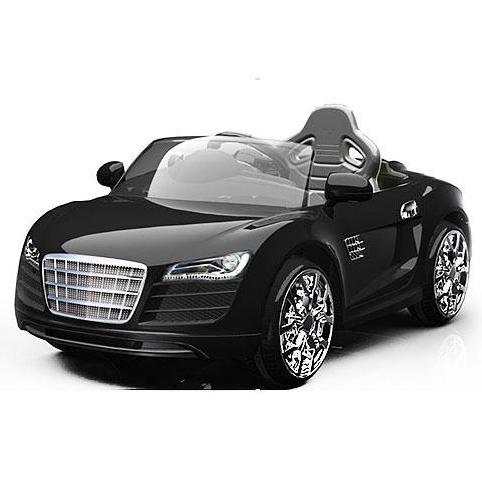 Электромобиль детский Audi на аммортизаторах.Детский электромобиль ауди.