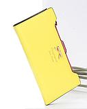 Кошелек женский желтый код 103, фото 3